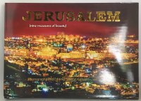 Jerusalem Nine Measures of Beauty [Hardcover]