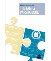 The Family Parsha Book [Hardcover]