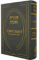 Chumash Torat Emet Complete with Spanish Translation [Hardcover]