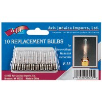 Low Voltage Elongated Replacement Bulbs