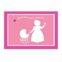 Baby Girl Card E200