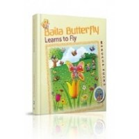 Baila Butterfly Learns to Fly [Hardcover]
