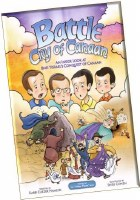 Battle Cry of Cannan Comics [Hardcover]