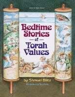 Bedtime Stories of Torah Values [Hardcover]