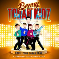 Benny and the Torah Kidz Raise your Torah Flag CD