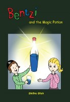 Bentzi and the Magic Potion Volume 5 [Hardcover]