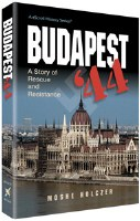 Budapest '44 - Hardcover