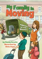 My Family Is Moving [Hardcover]