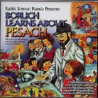 Boruch Learns About Pesach CD