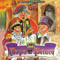 Papa and the Prince CD
