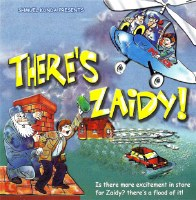 There's Zaidy! CD