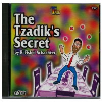 The Tzadik's Secret CD