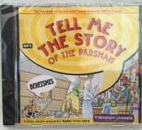 Tell Me the Story of the Parsha Bereishis MP3 Audio CD