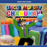 Uncle Moishy Chanukah CD