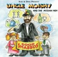 Uncle Moishy Good Shabbos CD