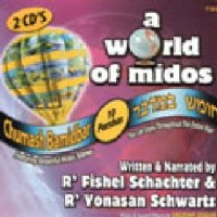 A World of Midos CD - Bamidbar