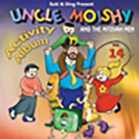 Uncle Moishy Volume 14: Funtime! CD
