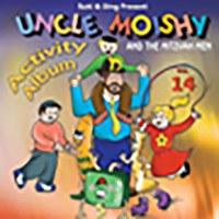 Uncle Moishy Volume 14 Activity Album Funtime! CD