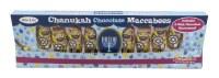 Chanukah Maccabees Milk Chocolate 8-pack OU-D