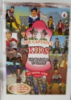The Captain's Kids #6 and the Battle of Calicut Comic Story [Hardcover]