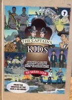The Captain's Kids #7 Aboard a Slave Ship to Serengeti Comic Story [Hardcover]