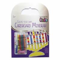 Create your Own Menorah Craft Kit
