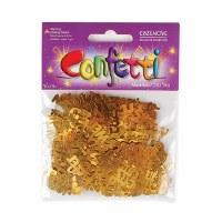 Mazel Tov Gold Confetti