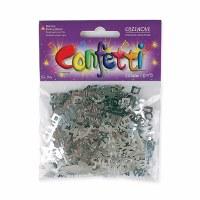 L`Chaim Silver Confetti CON3022