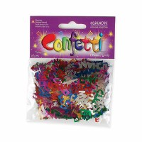 L`Chaim Multi Colored Confetti