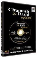 Chumash and Rashi Explained - on mp3 - Bamidbar