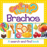 Can You Find It? Brachos [Board Book]