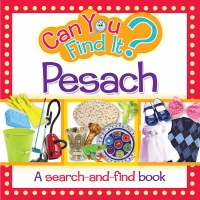 Can You Find It? Pesach [Boardbook]