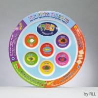 Children's Melamine Seder Plate