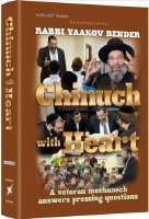 Chinuch With Heart [Hardcover]