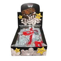 24 Pack - Chocolate Coins Pareve Hologram Bag Nut Free