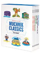 Collectors Edition Muchnik Classics - 6 Volume Set [Hardcover]
