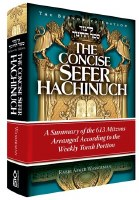 Concise Sefer HaChinuch [Hardcover]