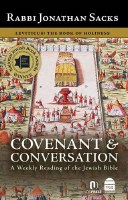 Covenant and Conversation Volume 3 Leviticus [Hardcover]