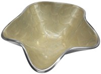 Decorative Dish Mother of Pearl Star Shape