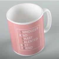 Jewish Phrase Mug Sister Acrostic 11oz