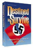 Destined to Survive - Hardcover