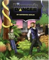 Diamonds & Danger Comics [Hardcover]