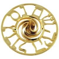 Dreidels Gold Plastic 60 Pack