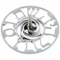 Dreidels Silver Plastic 60 Pack