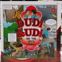 Dudi and Udi: on the Spy's Trail [Hardcover]