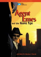 Agent Emes and the Giant Ego Episode 4 DVD