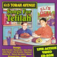 613 Torah Avenue: Songs for Tefillah DVD
