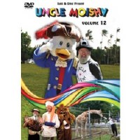 Uncle Moishy Volume 12 DVD