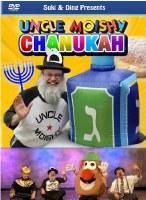 Uncle Moishy Chanukah DVD
