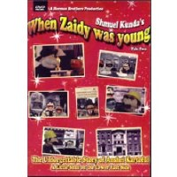 When Zaidy was Young DVD Volume 2 DVD